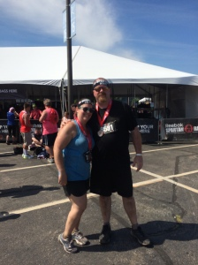Spartan Race Finisher!